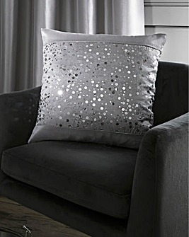 Glitzy Filled Cushion