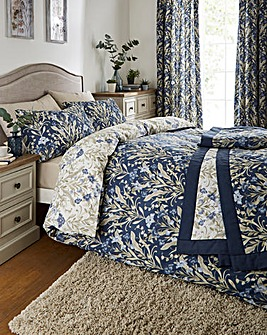 Venito Blue Duvet Cover Set