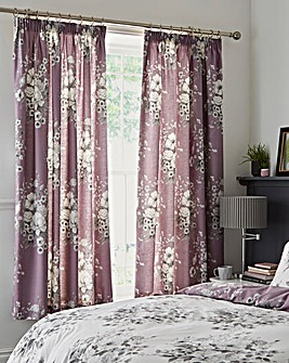 Mirabella Lavender Curtains