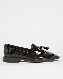 Finley Flat Loafer Shoes Extra Wide Fit