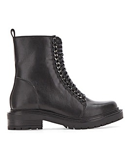 Tessa Ankle Boots Wide Fit