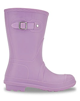 Classic Calf Height Wellies Standard Fit