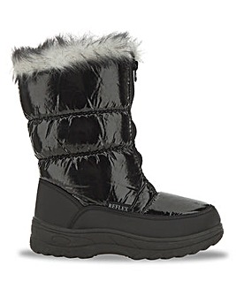 Padded Snowboots Standard Fit