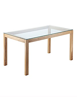 Chicago Oak Dining Table