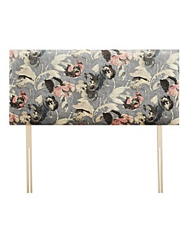 Penelope Printed Fabric Headboard