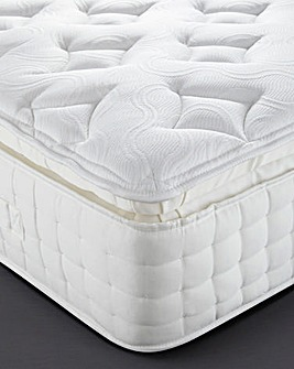 Silentnight 2800 Pillow Memory Mattress