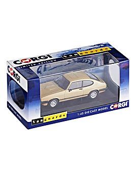 Hornby Vanguard Ford Capri Scale Model