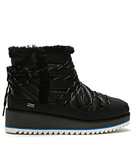 UGG Cayden Nylon Ankle Boots