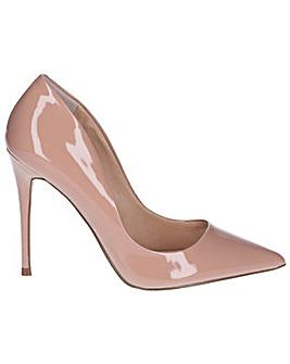 Steve Madden Daisie Heel Patent Shoe