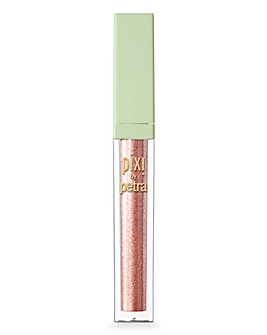 Pixi By Petra Liquid Fairy Lights Glimmery Shadow- Rose Gold