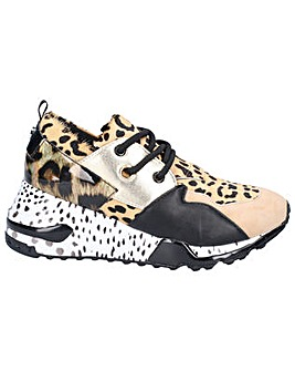 Steve Madden Cliff Lace Up Trainer