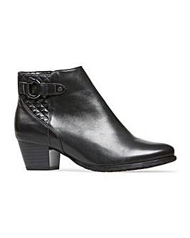 Van Dal Tawny Boots Wide E Fit