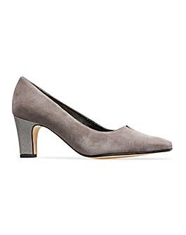 Van Dal Eleanor Court Shoes Wide EE Fit