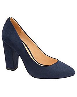 Ravel Roxton Block Heeled Court Shoes