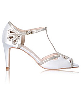 Perfect Esme Satin Sandals