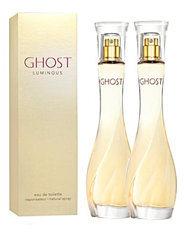 Ghost Luminous 30ml EDT BOGOF