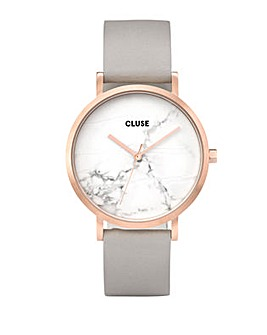 CLUSE Ladies La Roche Rose Tone Watch
