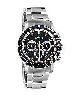 Rotary Gents Chronograph Sports Bracelet Watch