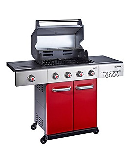 Outback Jupiter 4 Burner Gas Barbecue