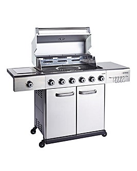 Outback Jupiter 6 Burner Gas Barbecue