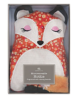 Fox Hot Water Bottle