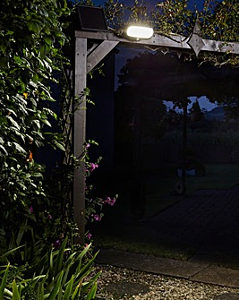 Smart Garden PIR Solar Security Light