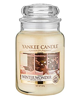 Yankee Candle Winter Wonderland Jar