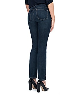 NYDJ Sheri Skinny Lift & Tuck Technology Mid Denim Jeans
