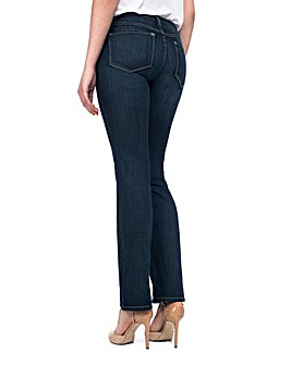 NYDJ Marilyn Straight Lift & Tuck Technology Mid Denim Jeans