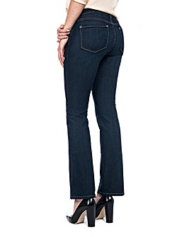 NYDJ Barbara Bootcut Lift & Tuck Technology Mid Denim Jeans