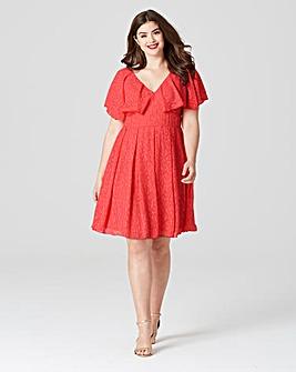 Lovedrobe Burn Out Dress