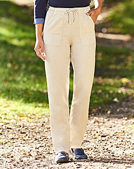 Pull On Rugby Trouser Extra Short