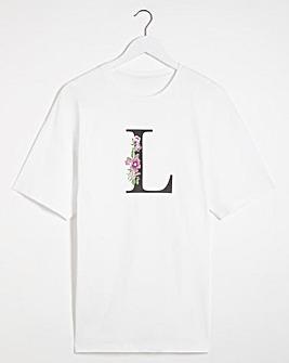 L' Initial T-shirt
