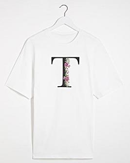 T' Initial T-shirt