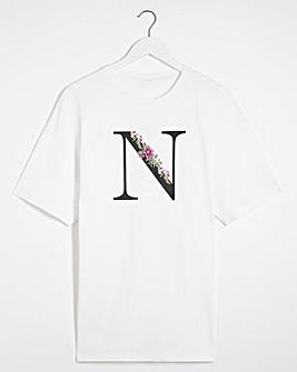 N' Initial T-shirt