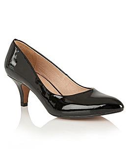 Lotus Clio Stiletto Court Shoes