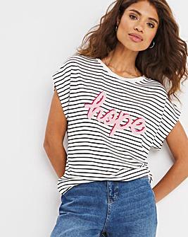 Hope Stripe T-Shirt