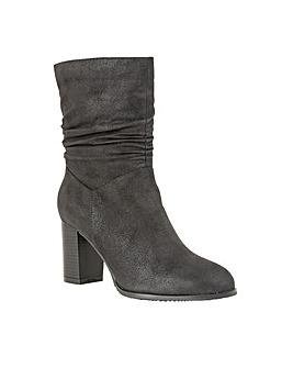 Lotus Rising Mid-Calf Boots