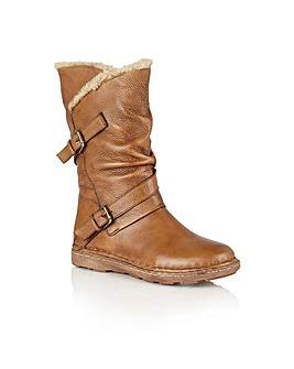 Lotus Jolanda Mid-Calf Boots