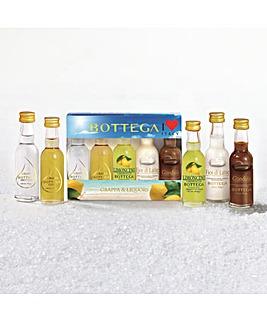 Bottega Creamy Passion Liqueurs Giftset