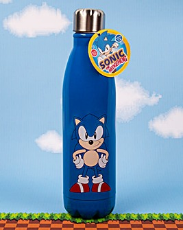 Sonic the Hedgehog 500ml Water Bottle