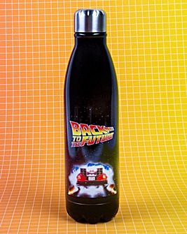 Back to the Future 500ml Water Bottle