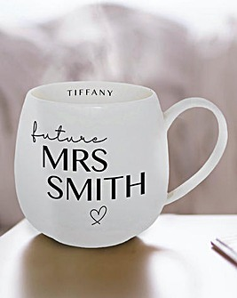 Personailsed Future Mrs Mug