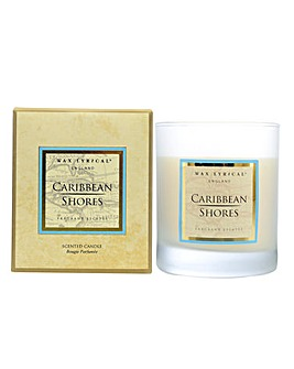 Wax Lyrical Fragrance Escapes Glass Cand