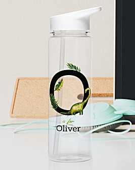 Personailsed Dino Water Bottle