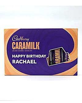 Personalised Caramilk Gift Set 6 Pack