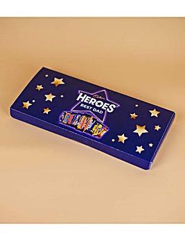 Personalised Heroes Letterbox Giftset