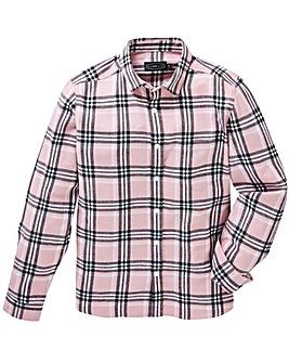 Label J Long Sleeve Check Shirt Regular