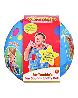 Mr Tumble's Fun Sounds Spotty Ball