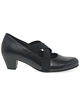 Gabor Marley Womens Strap Court Shoes